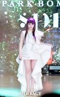 '8년 만의 솔로' 박봄, 5개 음원차트 1위…'제 2의 봄' 시작