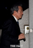 [TF포토] 고 정주영 18주기 참석하는 정몽준 아산재단 이사장