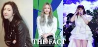 [TF별별이슈] 백예린·헤이즈·박봄…차트 점령 女 솔로 파워