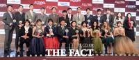 [TF포토] '프로배구를 빛낸 영광의 얼굴들'