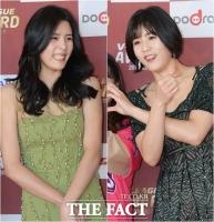 [TF사진관] '쌍둥이' 이재영-이다영, '오늘은 유니폼 대신 드레스'