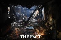 고성산불 13시간만에 큰불 진화 …정부 국가재난사태 선포
