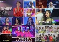 [TF다시보기] '미스트롯', 송가인 포함 20인 생존→'극한 경쟁' 시작