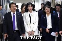 [TF현장] '장자연 증언자' 윤지오