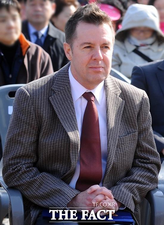 방송인 로버트 할리(하일)가 필로폰 투약 혐의로 경찰에 체포됐다. /더팩트DB