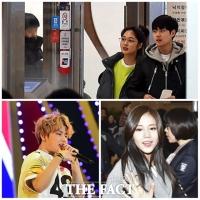 [TF별별이슈] '누난 너무 예뻐'…조병규♥김보라 등 연상연하 커플은?