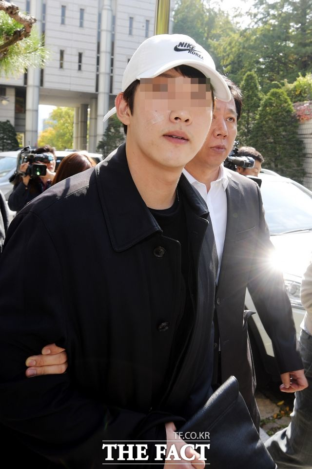 가수 구하라 전 남자친구 최종범이 재물손괴를 제외한 모든 혐의에 대해 부인했다.  /이선화 기자