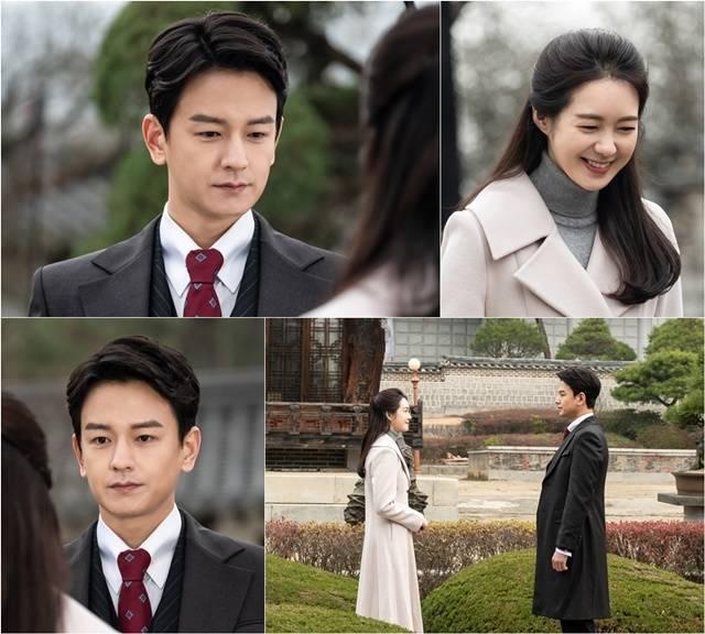 MBC 새 주말드라마 이몽에 출연하는 배우 이요원과 임주환의 첫 만남 공개됐다. /MBC 제공