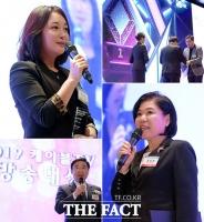 [TF포토] '미스터션사인·프로듀스48 등 수상'…2019 케이블TV 방송대상