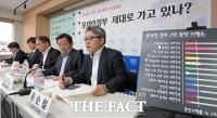 [TF포토] 경실련, 문재인 정부 2년 평가 토론회 '제대로 가고 있나?'