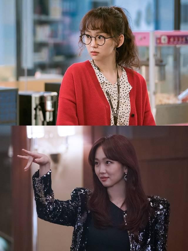 배우 진기주가 SBS 새 월화드라마 초면에 사랑합니다에서 극과 극 비주얼로 등장할 예정이다. /SBS 제공