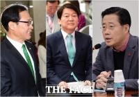 손학규 사퇴 놓고 안철수계 '분열' 조짐…'당권' 지분 싸움?
