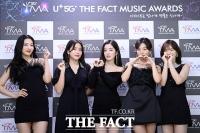 [TMA포토] 레드벨벳 '블랙으로 강조한 귀여움!'
