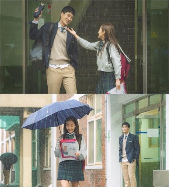 그녀의 사생활 속 안보현은 여자 주인공 덕미(박민영 분)을 짝사랑 하는 남사친으로 분한다. /tvN 제공