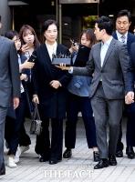 [TF포토] 취재진 째려보는 이명희 전 이사장