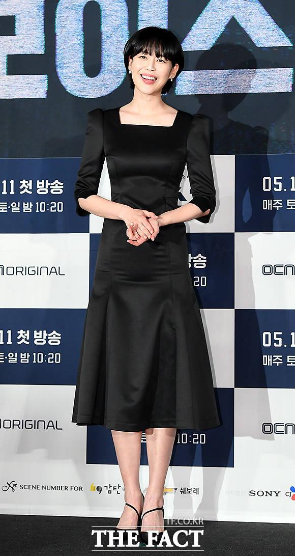 보이스의 중심 강권주 센터장 배우 이하나