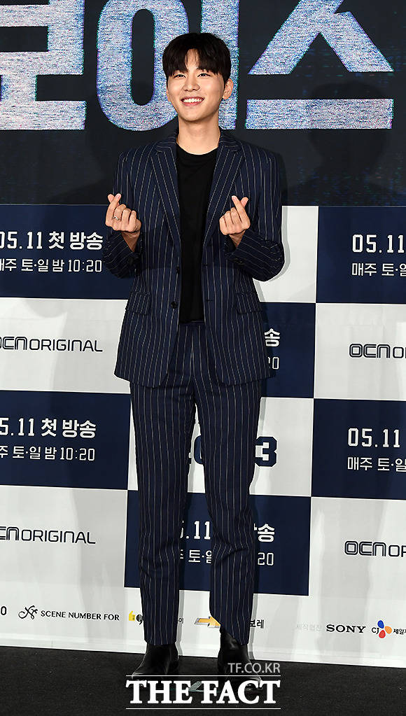 든든한 콜팀 요원, 배우 김우석