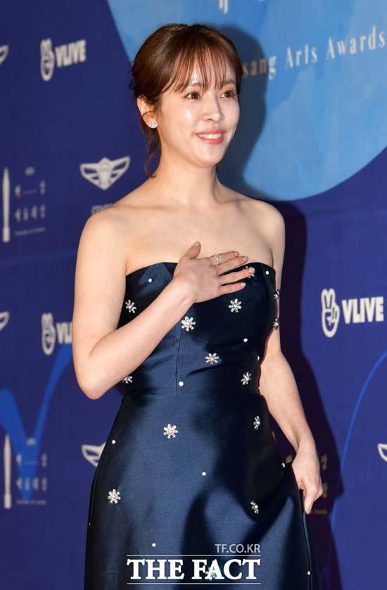배우 한지민이 영화 조제 여주인공으로 낙점됐다. /이덕인 기자