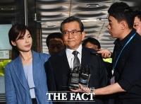 [TF포토] 취재진 외면하는 김학의 전 차관