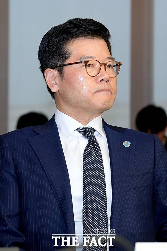 유석진 코오롱 사장