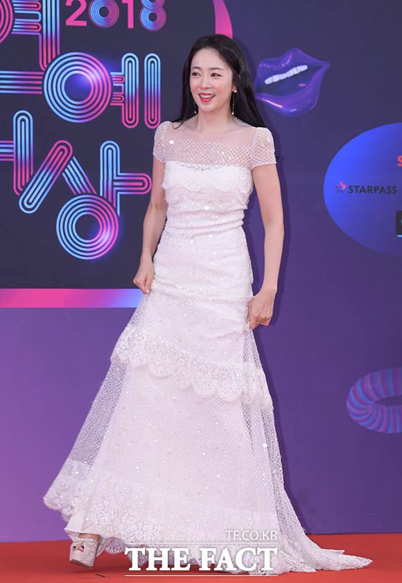 박은영 아나운서가 방송국 선배가 소개해준 3살 연하 일반인 남성과 결혼한다. /더팩트DB
