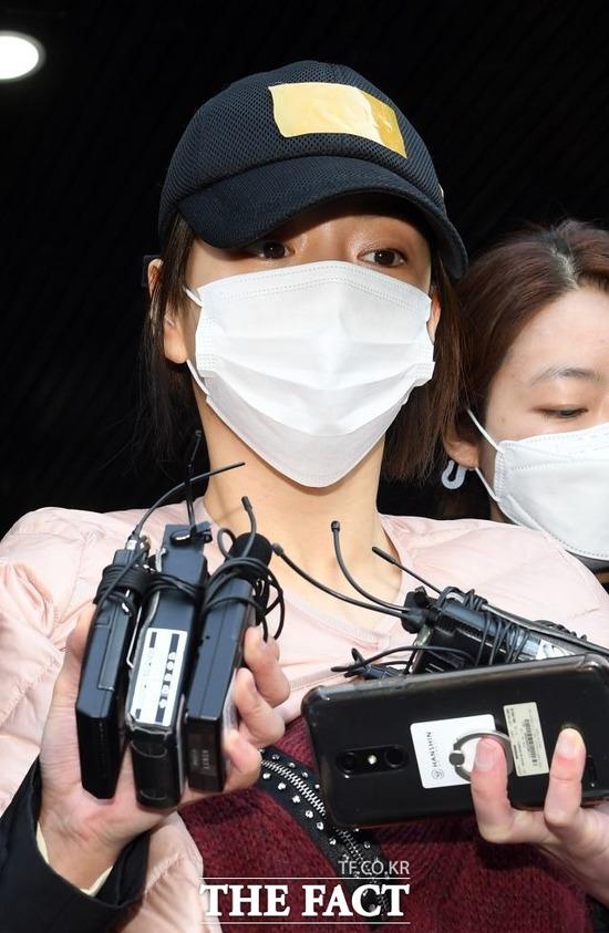 황하나가 YG 양현석 대표와 관련한 성 접대 의혹에 휘말렸다. /임영무 기자
