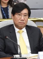 [TF포토] 확대간부회의 참석한 양정철 민주연구원장