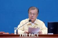 [TF프리즘] '정상 통화 유출-서훈·양정철 회동 논란' 상식 다툼