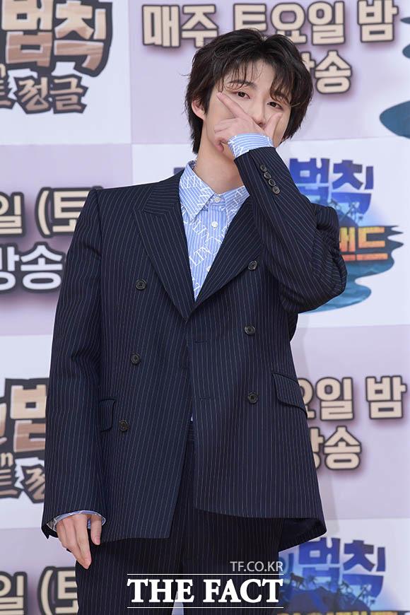 그룹 아이콘 비아이가 마약 의혹에 휩싸였지만 부인했다. /김세정 기자