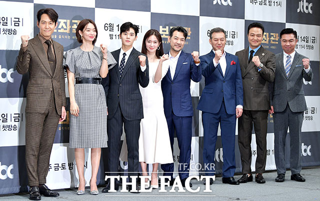 JTBC 금토드라마 보좌관이 정치권을 배경으로 한 이야기를 그린다. /이덕인 기자