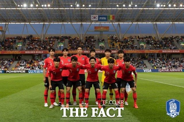 16일 새벽 한국 남자축구 사상 첫 U-20 월드컵 결승전을 앞두고 전국 곳곳에서 20세 이하(U-20) 남자 축구 대표팀의 우승을 기원하는 거리응원이 펼쳐진다. /대한축구협회 제공