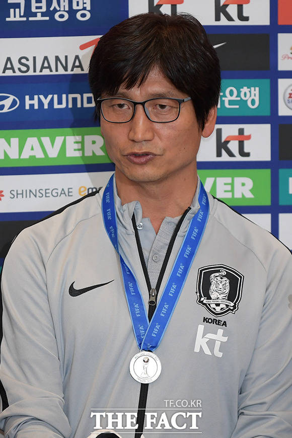 정정용 감독