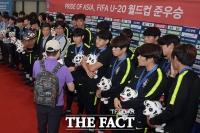 文대통령, 19일 U-20 월드컵대표팀 靑 초청 만찬
