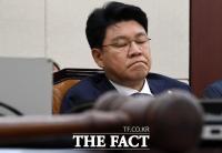 [TF사진관] 장제원, 정개특위 전체회의 홀로 참석해 '고군분투'