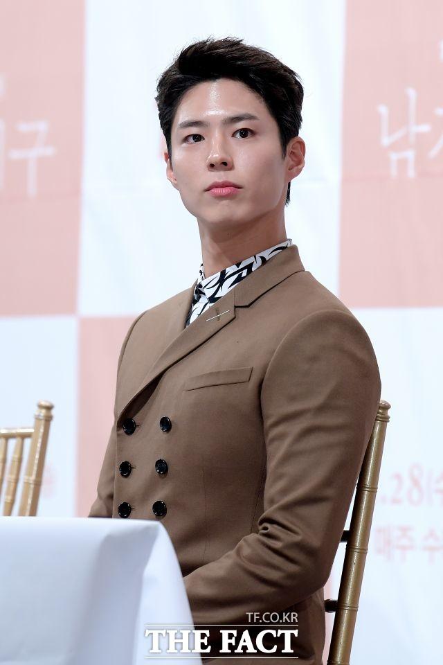 박보검 측이 송혜교 송중기 이혼 루머와 관련해 강력히 법적대응 할 것이라고 밝혔다. /이선화 기자