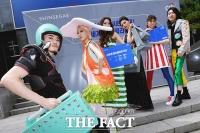 [TF포토] 다양한 할인 혜택…'신세계 씨티 클리어 카드' 출시