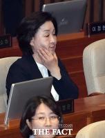 [TF사진관] 국회 정상화에 '자리 뺏긴' 심상정