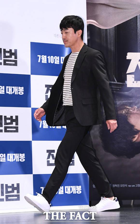 배우 장혁진