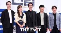 [TF포토] '은밀히 감춰진 진실'…영화 진범 언론시사회