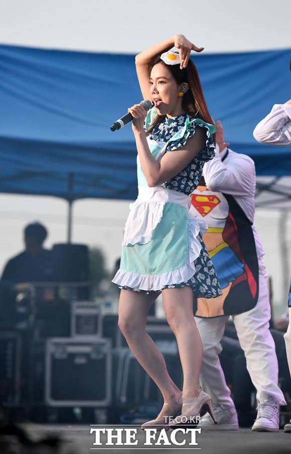 가수 김나희