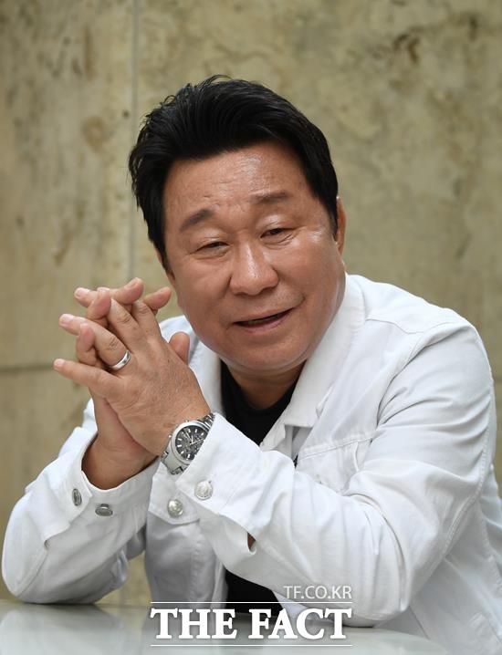 인생작은 2005년 개봉된 영화 웰컴투 동막골. 임하룡은 순박한 인민군 하사 역으로 출연한 이 작품으로 그해 청룡영화제에서 남우조연상을 수상했다. /이새롬 기자