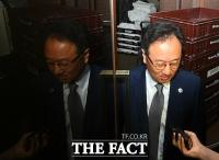 [TF포토] '인보사 사태' 근심 가득한 이우석 대표