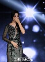 [TF사진관] '2019 미스코리아 진' 김세연, '눈물의 대관식'