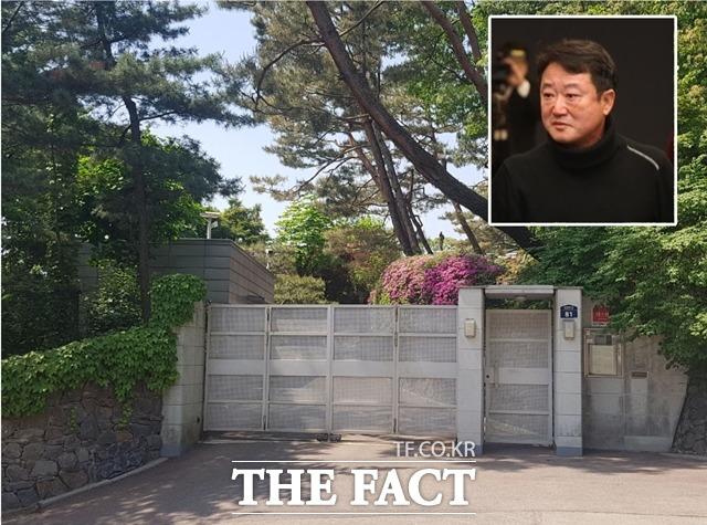 [TF확대경] 코오롱 총수 이웅열 자택 가압류…명승 '..