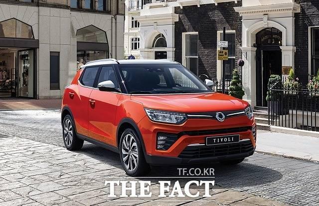 [TF CAR] '베리 뉴 티볼리', 가성·심비로 '30% 혼족' 시장 정조준