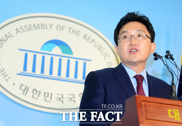 김용태 자유한국당 의원/배정한 기자