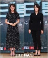 [TF포토] 후지이 미나-류현경, 블랙패션...'서로 다른 매력'