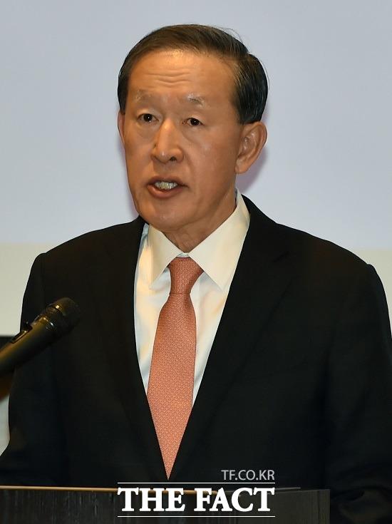 [TF초첨] 허창수 회장, 전경련·GS 화두는 '대일 리스크'