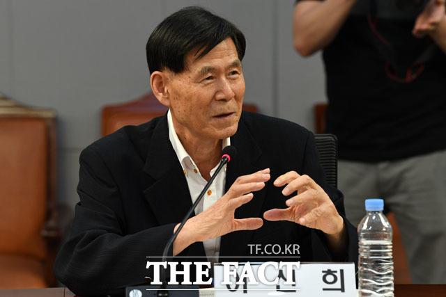 이선희 한국투명성기구 대표