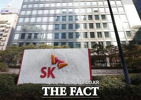 [TF이슈&주가] SK, 현 주가하락은 과도…투자의견 '매수' 유지
